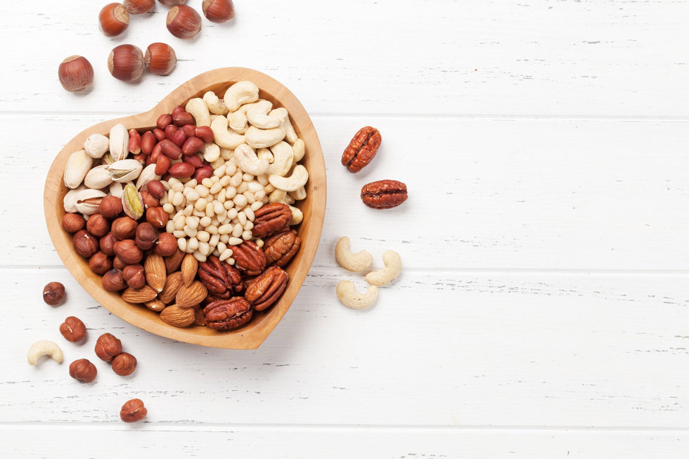 What kind of nuts are the healthiest