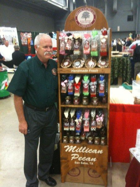 marketing pecan products