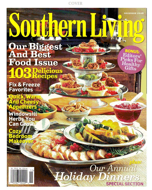 Southern Living | Millican Pecan - cover