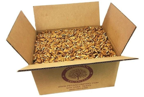 Buy Bulk Shelled Pecan Nut Halves Wholesale