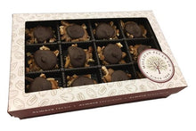 Load image into Gallery viewer, Dark Chocolate Turtle Caramillicans - Gift Box 1/2 Pound