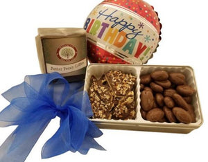 Pecan Birthday Special Gift Arrangement