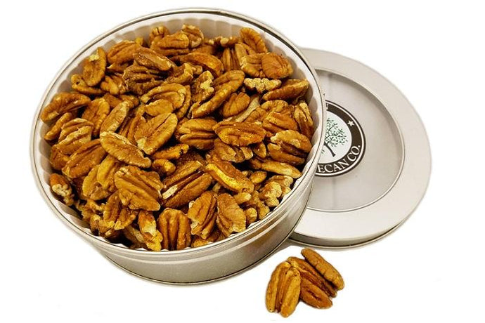 Hot & Spicy Pecans - Gift Tin