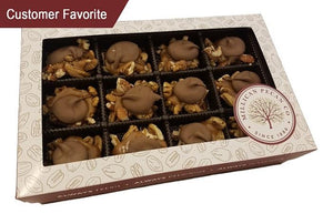 Milk Chocolate Caramillicans - Gift Box
