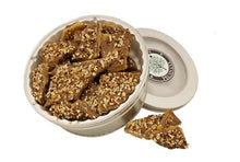 Load image into Gallery viewer, Milk Chocolate Pecan Toffee - Gift Tin