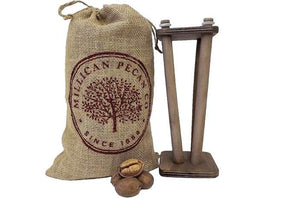 Pecan Bag and Nut Sheller