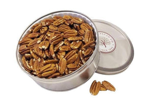 Shelled Pecan Halves - Gift Tin