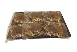 Milk Chocolate Caramillicans - Tray of 6 - Turtles