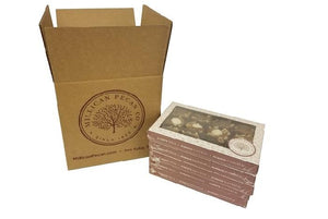 Combination Chocolate Caramillicans 8oz box - Case of 5