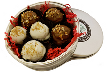 Load image into Gallery viewer, Pecan Truffle Duo - Gift Tin