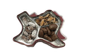 Texas A&M Gift Tin - combination of pecans