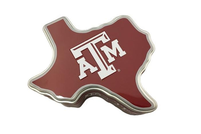 Texas A&M Gift Tin