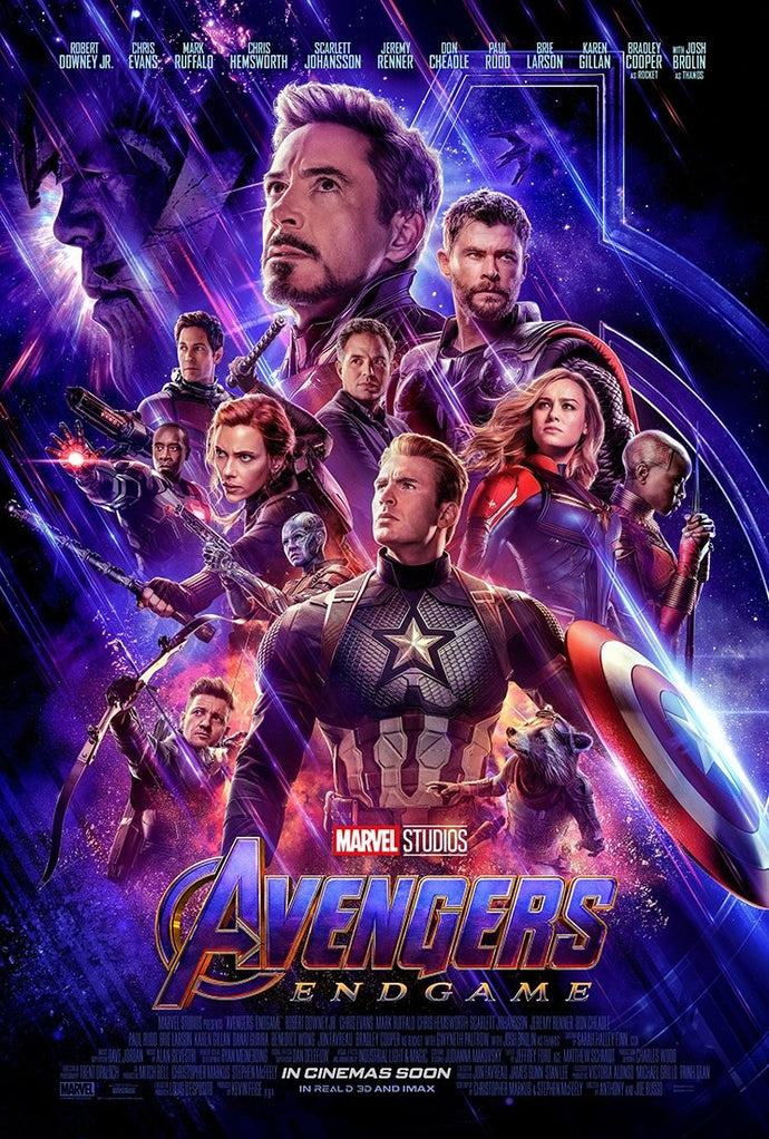 ¡Avengers: End Game presenta su épico y final trailer sin spoilers!