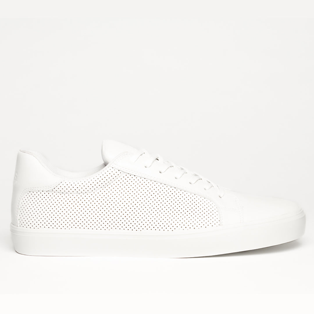 NY PURE MONOCHROME CLASSIC WHITE  SNEAKERS