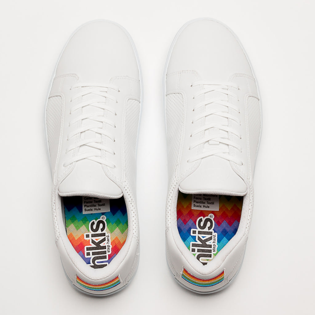 NY PRIDE LIMITED 2nd EDITION SNEAKERS
