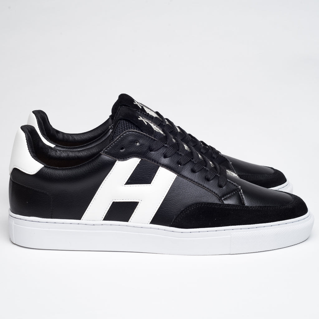 BLACK PRO H-ONE ELITE SNEAKERS