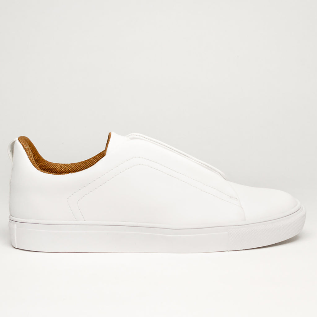 HELIUM B/TWO WHITE SNEAKERS