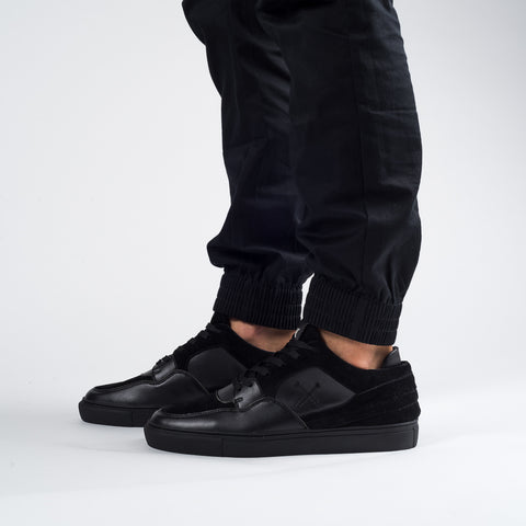 PLAIN BLACK BONKERS LAB X SNEAKERS