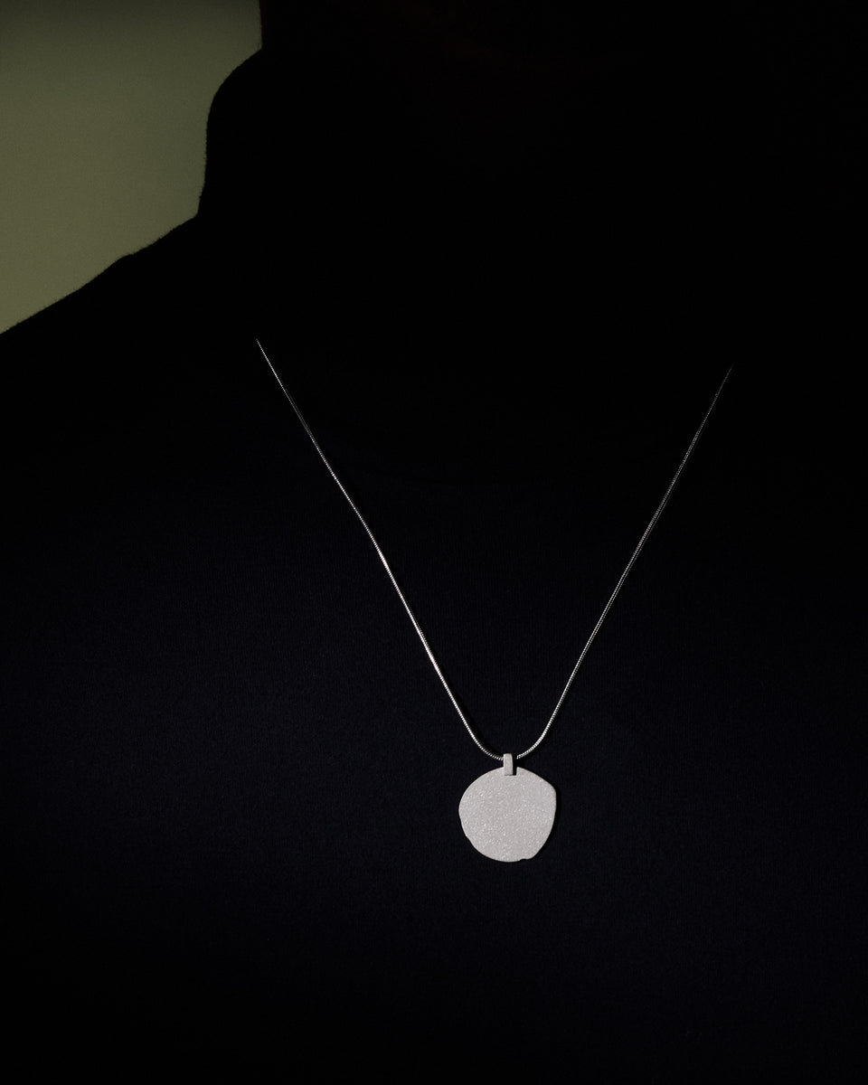 """FORME"" SILVER CHAIN"