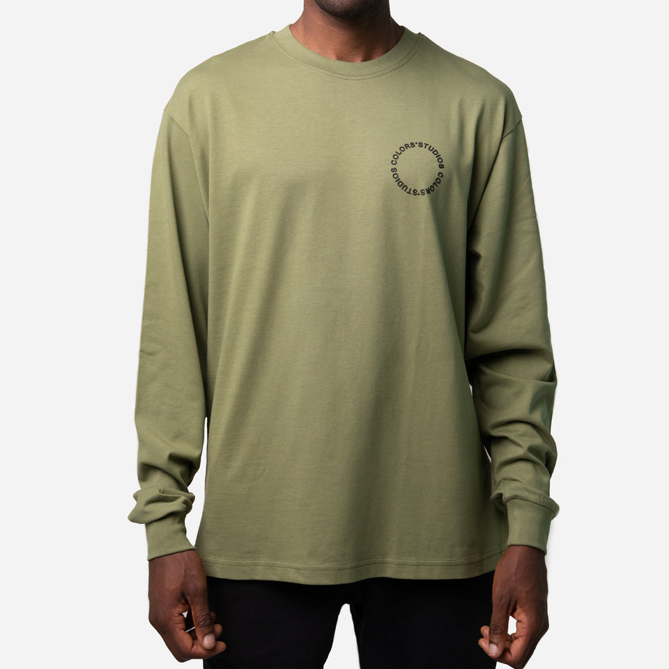 COLORS STUDIOS 3D LONGSLEEVE MODEL