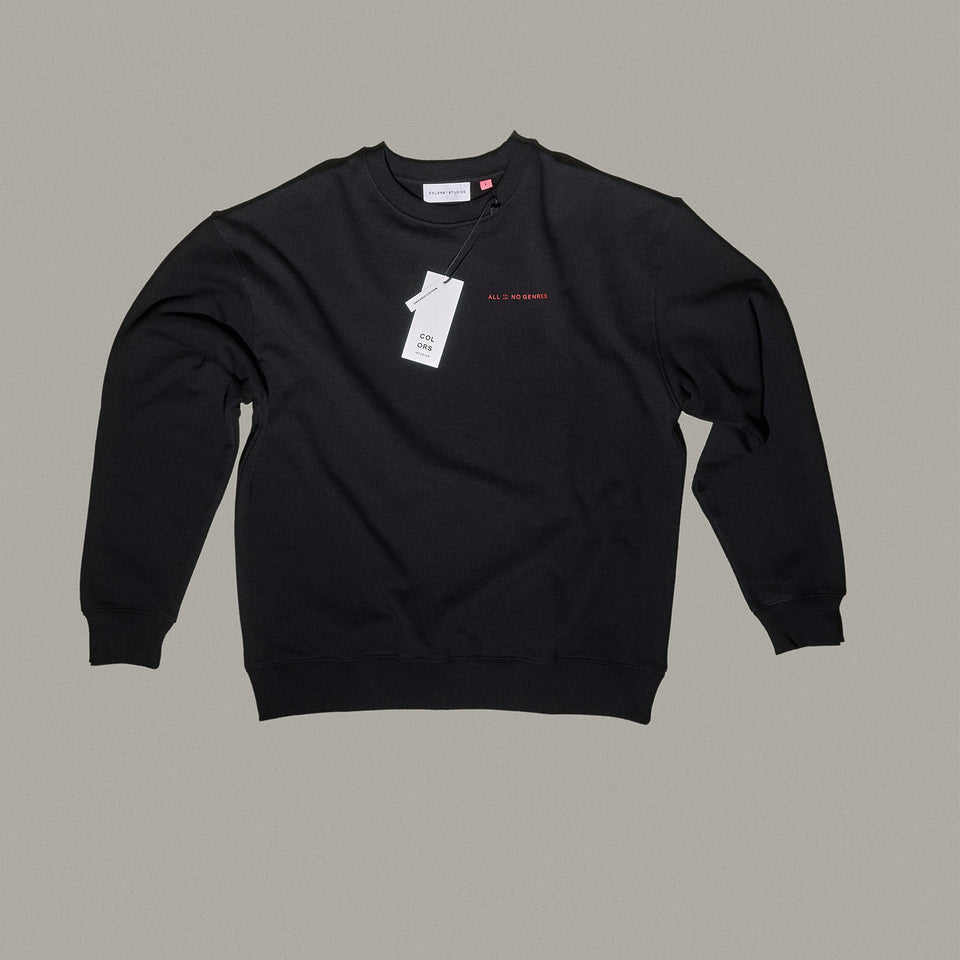 SWEATER 001 BLACK