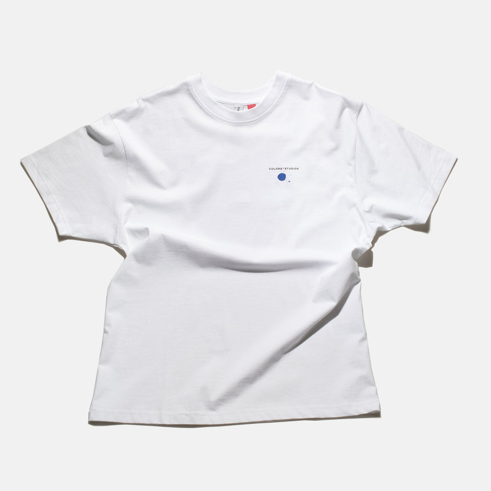 """HEART"" SHIRT WHITE"