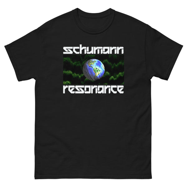 Schumann Resonance - Dark Mode