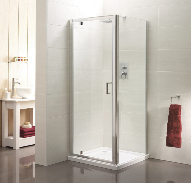 Pivot Shower Enclosure 1000mm