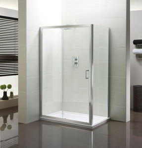 Slider Shower Enclosure 1400mm