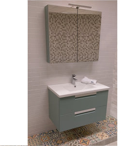 Evoke Wall Hung Vanity Unit 60cm