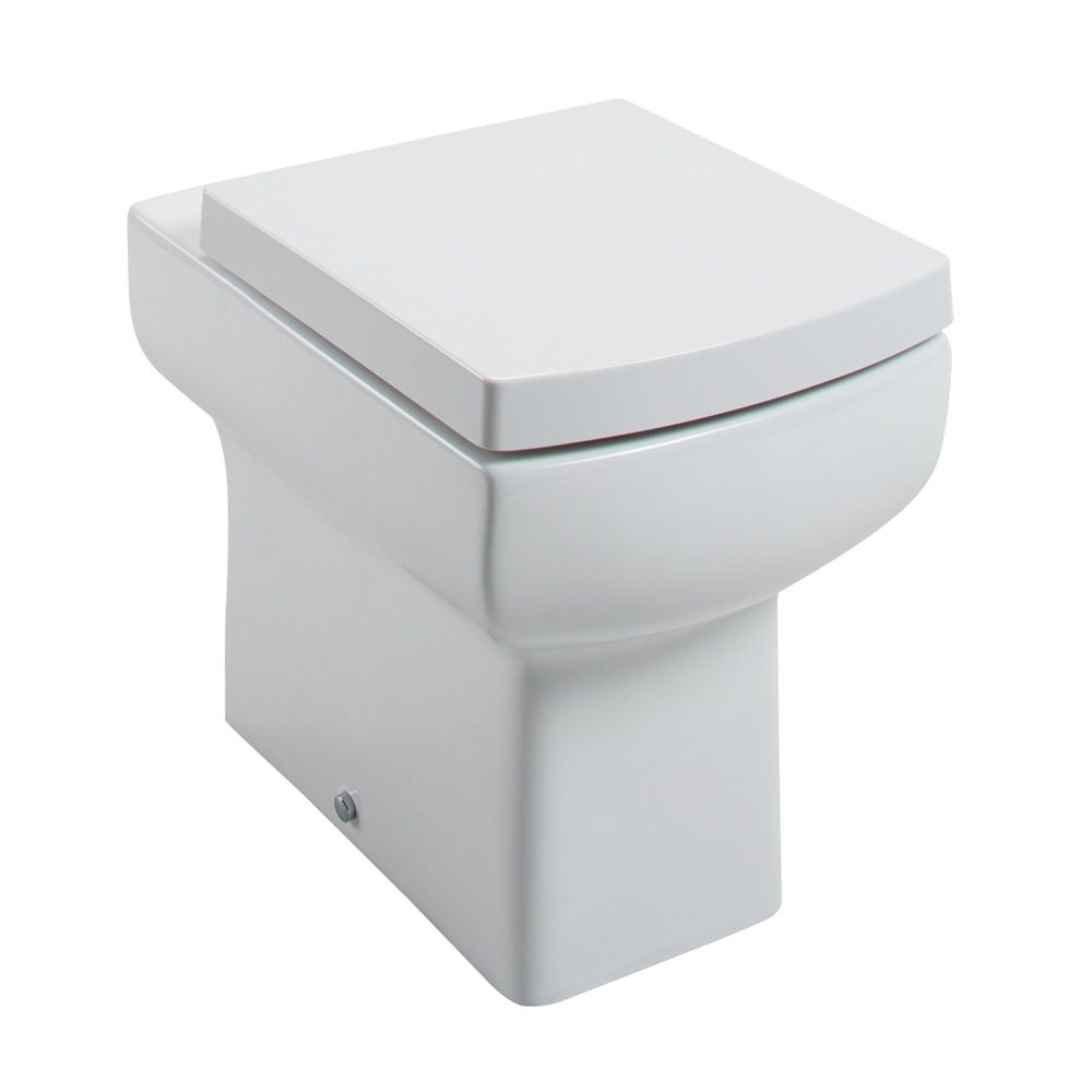 Daisy Lou Back To Wall Toilet