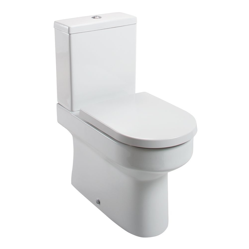 Montegeo Back To Wall Close Couple Toilet