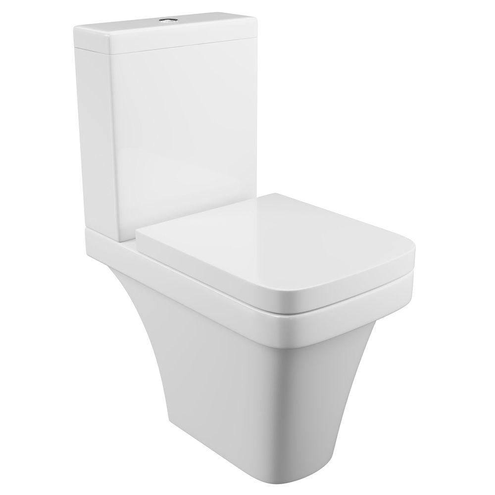 Rivelin Close Coupled Toilet