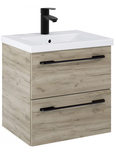 Otto plus Craft Oak 60 Vanity unit
