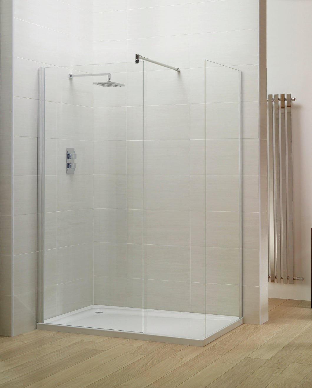 Wetroom Screen 800mm