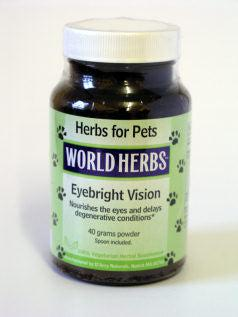 Eyebright for Dogs Eye Infection Remedy