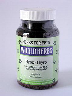 Hypo-Thyro for Dogs and Cats