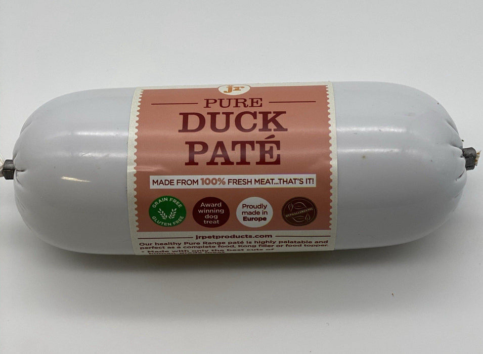 100% Pure Duck Pate - Land of Holistic Pets