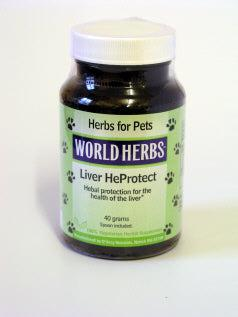 Natural Liver Supplements For Dogs And Cats - Land of Holistic Pets