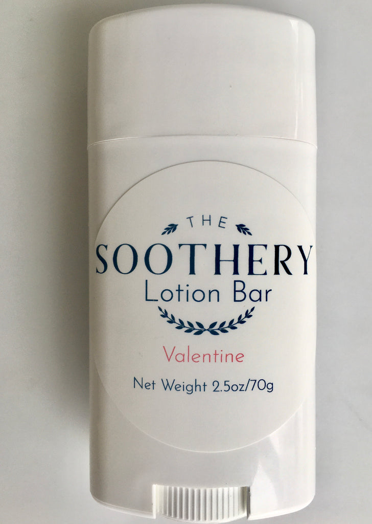 Valentine Lotion Bar