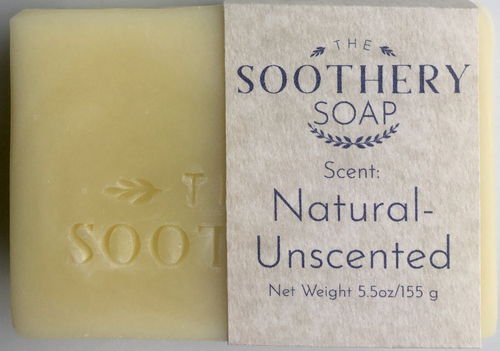 Unscented-Natural Soap