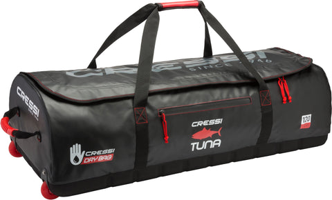 Cressi TUNA Wheeled DRY XL Bag