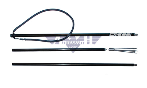 Cressi 6' (1.83 meter) Pole Spear 3pcs