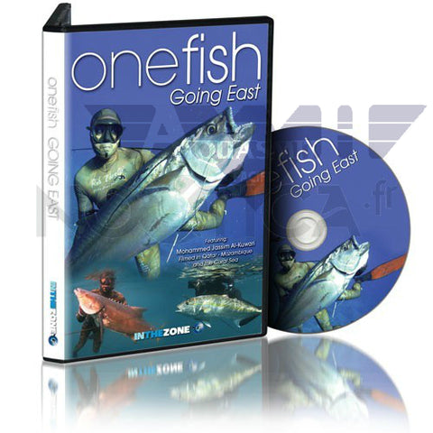 OneFish Going East spearfishing DVD