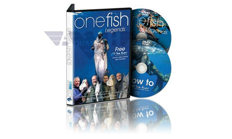 OneFish Legends DVD