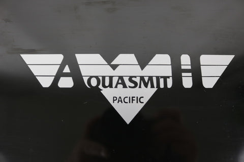 AQUASMITH 7 inch Sticker Decal