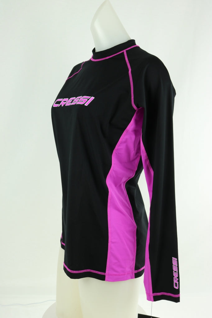 Cressi Women's Rash Guard with Sun Protection Lady