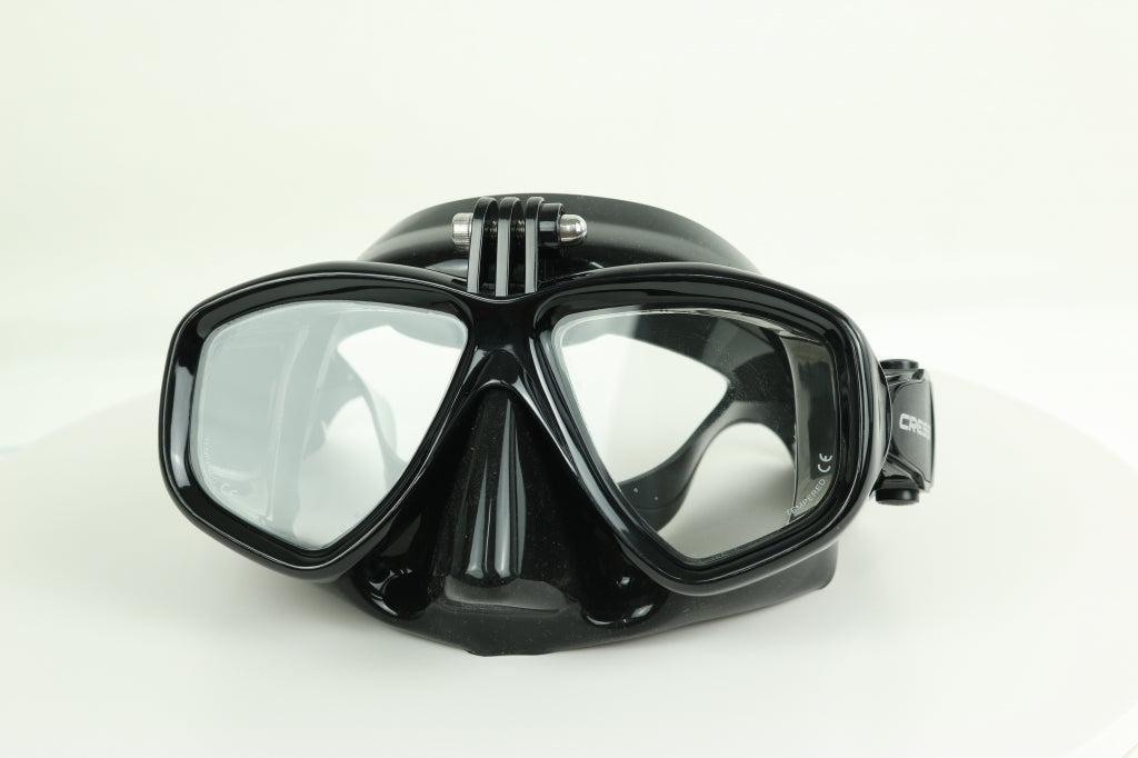 Cressi Action Mask, Black