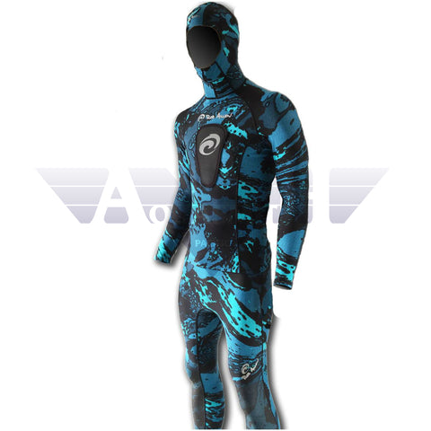 Rob Allen Bluewater Camo 2mm Wetsuit - Large
