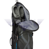 Cressi Piovra Fin and Gun Bag